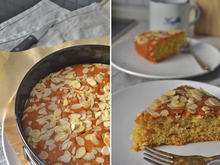 Wurziger Honig Mandel Kuchen Kulinarithek